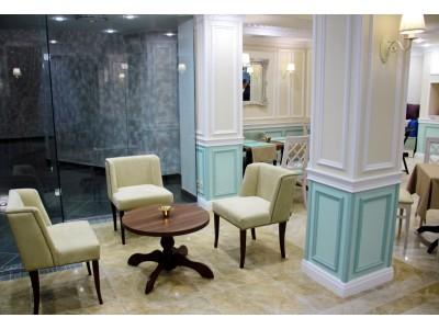 Отель «ALEAN FAMILY RESORT & SPA BIARRITZ / Биарриц» отель (бывш. «Сосновая роща») ,  Ультра все включено , точки питания, рестораны и кафе, снек бары