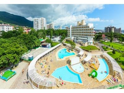 Отель «ALEAN FAMILY RESORT & SPA BIARRITZ / Биарриц» отель (бывш. «Сосновая роща») , территория, внешний вид