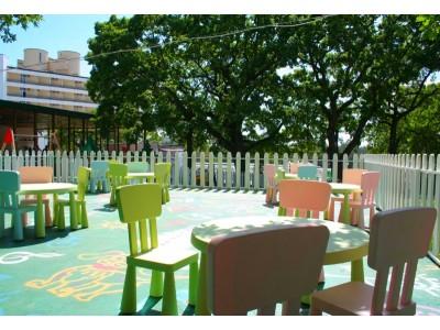 Отель «ALEAN FAMILY RESORT & SPA BIARRITZ / Биарриц» отель (бывш. «Сосновая роща») ,   услуги ля детей, детская площадка, детская комната, детское кафе