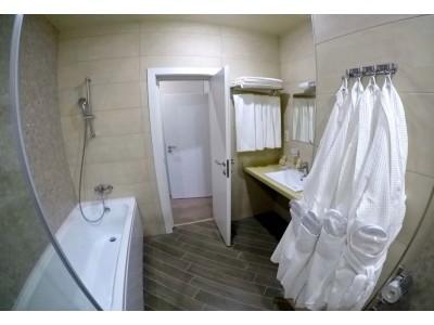 Отель «ALEAN FAMILY RESORT & SPA BIARRITZ / Биарриц» отель (бывш. «Сосновая роща») , номерной фонд ,  повышенной комфортности