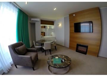 Suite «Terrasse»| Номера и цены  2018 год |Отель «ALEAN FAMILY RESORT & SPA BIARRITZ / Биарриц» отель (бывш. «Сосновая роща»)