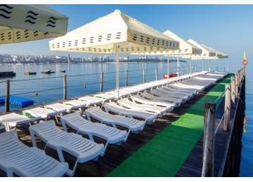 Собственный пляж| Отель  «ALEAN FAMILY RESORT & SPA BIARRITZ / Биарриц»