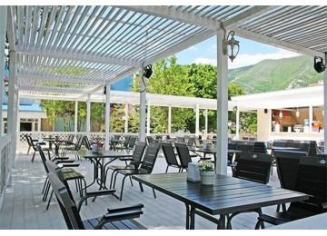 Снек-бар «La Terrasse»   | Отель «ALEAN FAMILY RESORT & SPA BIARRITZ / Биарриц» отель (бывш. «Сосновая роща»)