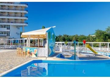 «Pool Bar»|  Отель «ALEAN FAMILY RESORT & SPA BIARRITZ / Биарриц» отель (бывш. «Сосновая роща»)
